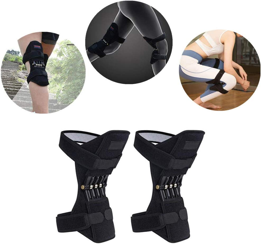 Knee Pain Relief Support Brace for Hiking Lifting A Privilege Knee Support Adjustable Knee Pad Brace Tendonitis Running Tennis Volleyball and Squats Basketball