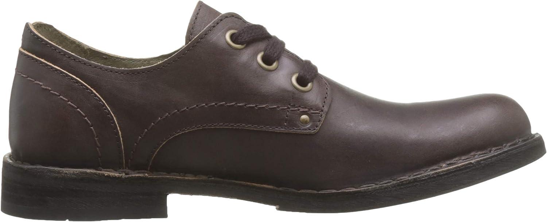 Fly London Runa022fly Zapatos de Cordones Derby Hombre Marr/ón 40 EU Brown 001