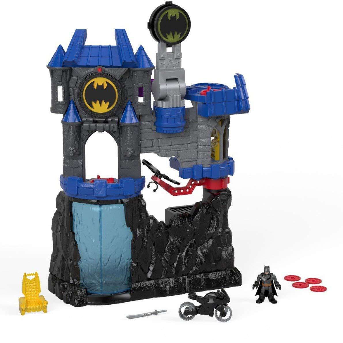 Fisher-Price Imaginext DC Super Friends, Wayne Manor Batcave
