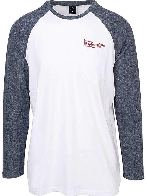 Camiseta Manga Larga Ripcurl XL GV: Amazon.es: Deportes y aire libre