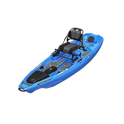 amazon com bonafide ss107 fishing kayak cool hand blue in stock