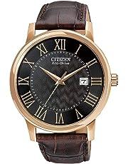 Citizen Eco-Drive Solar Leather Men's Watch BM6759-03E