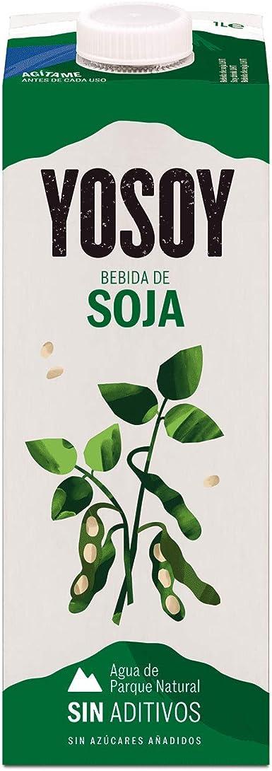 Yosoy - Bebida de Soja - 1L: Amazon.es: Alimentación y bebidas