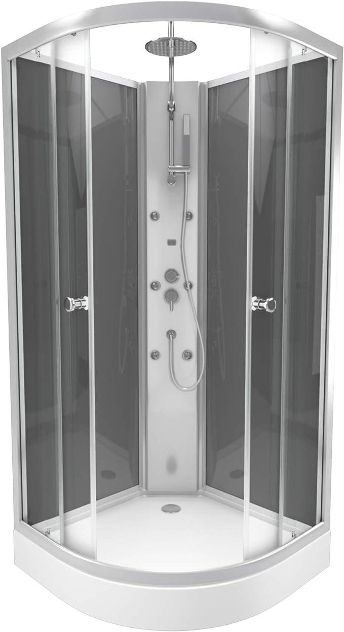 Aurlane CAB087 - Cabina de ducha, multicolor: Amazon.es: Bricolaje ...