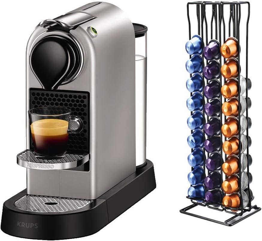 Soportes para Cápsulas de Café Nespresso 60- Contiene 60 cápsulas ...