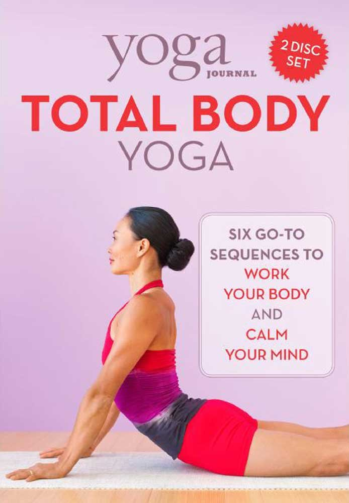 Amazon.com: Yoga Journal: Total Body Yoga 2 Disc Set: Baron ...