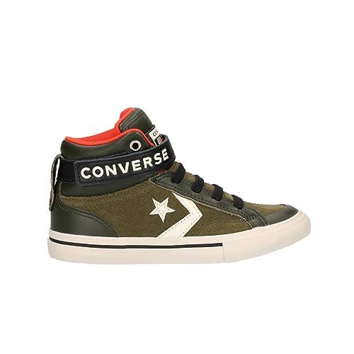 Converse Lifestyle Pro Blaze Strap Hi, Zapatillas Unisex para Niños: Amazon.es: Zapatos y complementos