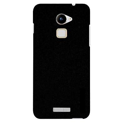 sale retailer 71d07 e75ea Chevron Flexi Matte Hard Case Back Cover For Coolpad Note 3 Lite,5 Inch  (Black)