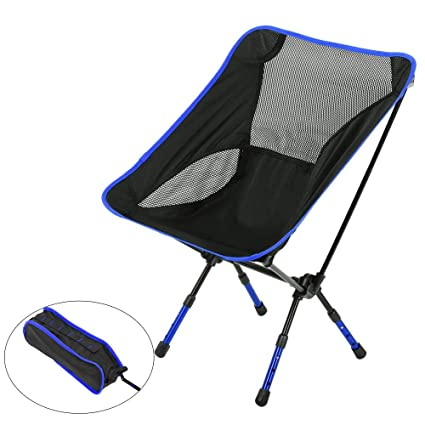 Incredible Amazon Com Chairs Outdoor Moon Lence Ultralight Heavy Theyellowbook Wood Chair Design Ideas Theyellowbookinfo