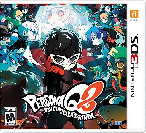 61lZZWcvWHL - Persona Q2: New Cinema Labyrinth Premium Edition - Nintendo 3DS