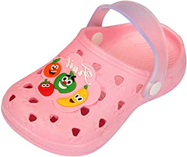 Water Shoes Sneakers Clogs Slide Garden Shoes for Beach Pool Shower Slip On Shoes for Boys and Girls Toddler Clog Slippers Sandals