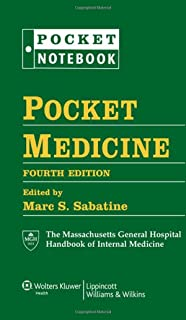 Pocket medicine the massachusetts general hospital handbook of pocket medicine the massachusetts general hospital handbook of internal medicine 4th edition pocket fandeluxe Images