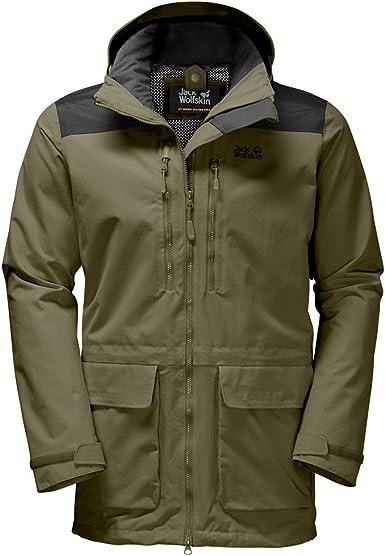 Jackets Sports & Outdoor Clothing Jack Wolfskin Mens Glacier