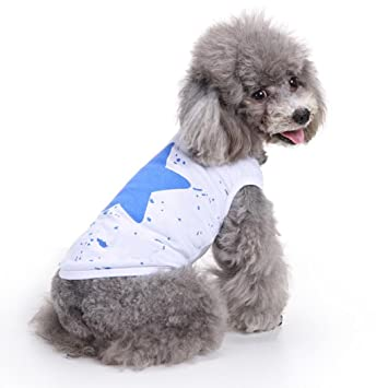 182c9d669838 Amazon.com: Hot Sale!Puppy Clothes Vest Apparel,Woaills Pet Dog ...