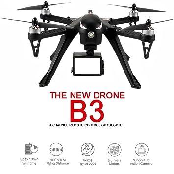 MJX B3 Bugs Estándar Quadcopter Drone Carrier Drone Bidireccional ...