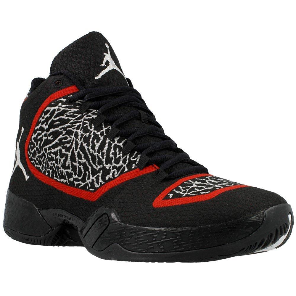 Nike Air Jordan XX9 Basketball Shoes Black/Gym Red 695515-023 (9) by Jordan