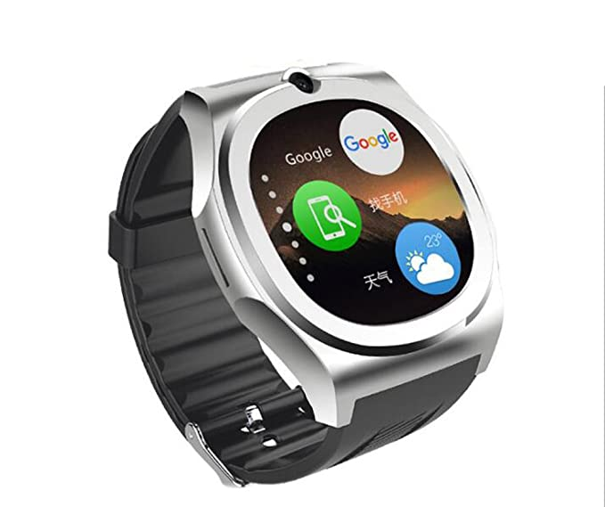 Amazon.com: PAIWEI 3G Q98 Smart Watch Phone Android 5.1 ...
