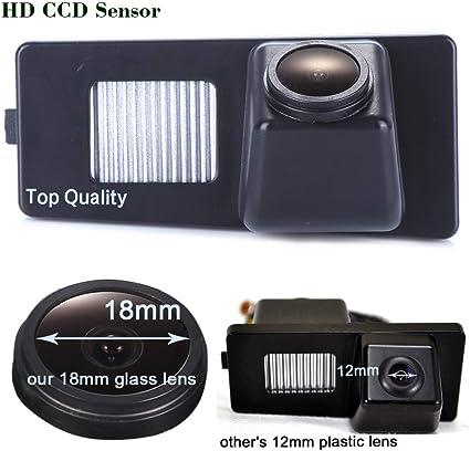 Trunk Handle CCD Rear View Parking Camera For Audi A3 A5 A6 A7 Q3 Q7 S6 S7 A6L