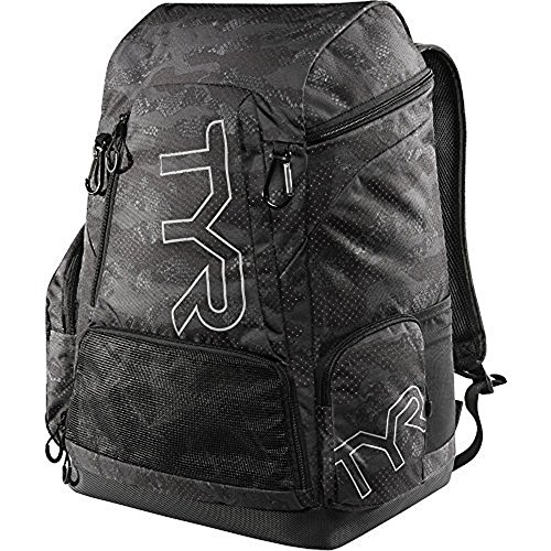 Tyr Camo Print Alliance 45L Backpack Black/Grey