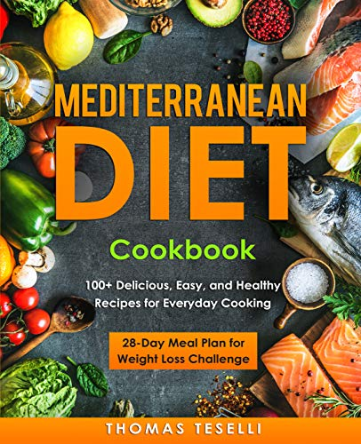 Mediterranean Diet Has been named the Best Way to Get Healthy in 2020                                    100+ Mediterranean Diet Recipes Ready in 30-40 Minutes or Less                                        The Mediter...