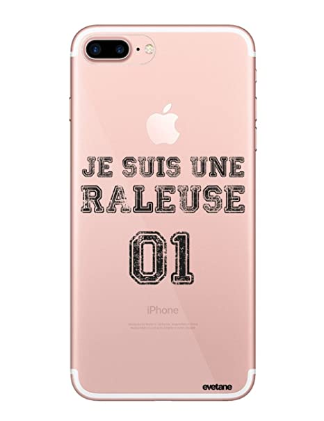 coque iphone 8 raleuse