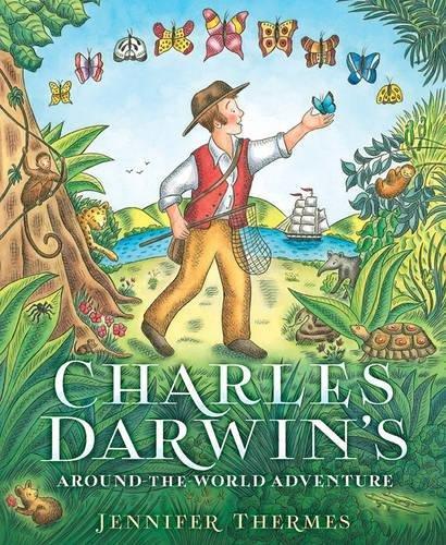 Download Charles Darwin's Around-the-World Adventure PDF