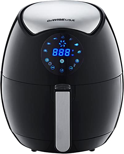GoWISE-USA-Ming's-Mark-GW22621-Electric-Air-Fryer, 3.7 QT