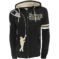 HOTSPOT DESIGN Zip Sweater surfca Sting, Sudadera