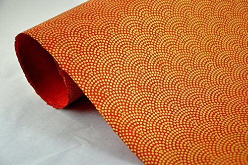 3 Sheets - Eco Friendly Fine Decorative Handmade Lokta papers GR15-01 DOTS CLOUD from HIMAL DESIGN