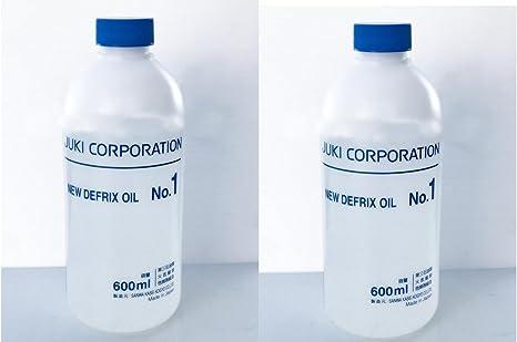 JUKI JO1 Genuine defrix máquina de coser aceite, 600 ml, ekonopak ...