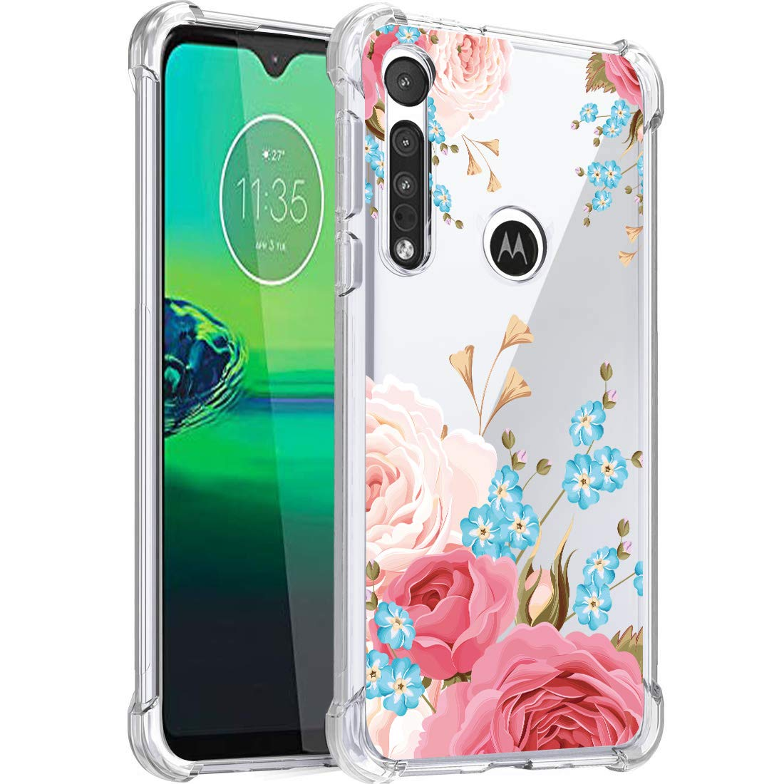 Funda Para Motorola G8 Play / Motorola One Macro  (46sw)