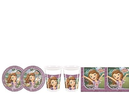 irpot Kit - A Fiesta de cumpleaños de la Princesa Sofia ...