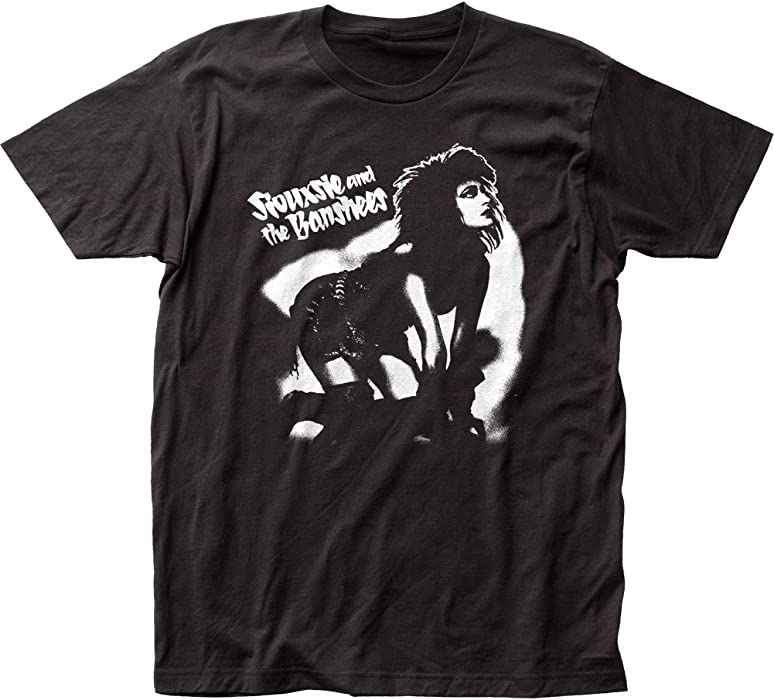 125cd28f Amazon.com: Siouxsie and the Banshees - Hands & Knees (slim fit) T ...