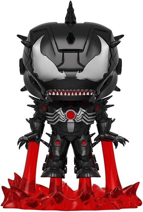 Funko Pop Marvel Venom Venom Iron Man Collectible Figure Multicolor