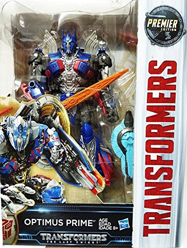 Hot Rod Rodimus Prime (Shalleen TRANSFORMERS 5 THE LAST KNIGHT OPTIMUS PRIME ACTION FIGURES PREMIER EDITION TOY)