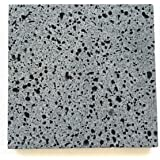 職人さん手加工の【溶岩プレート】Cタイプ 21×21×2センチ 溶岩石切り出しタイプ小。一枚ずつ丁寧に手加工しています。安心してお使い下さい。C