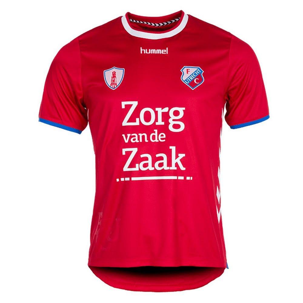 Hummel FC Utrecht Home Trikot 2017 2018