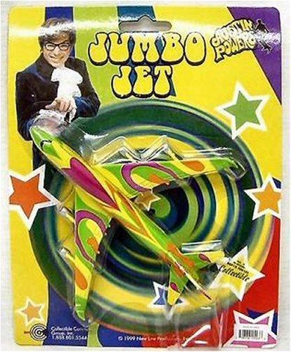 Austin Powers Shagadelic Jumbo Jet