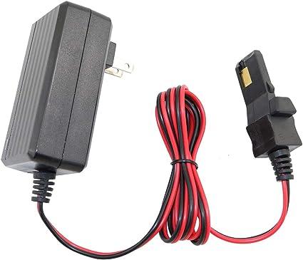 Amazon.com: Cargador para 00801 – 0638 Power ruedas Fisher ...