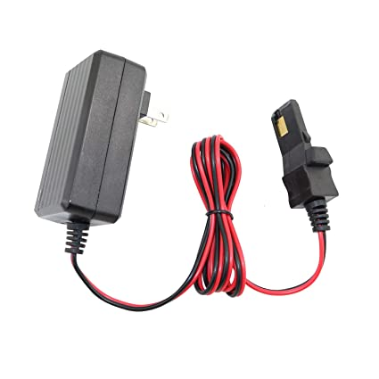 Amazon.com: 12 Volt 12V Charger for Power Wheels 00801-1869 ...
