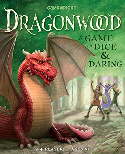 Dragonwood A Game of Dice & Daring Board Game