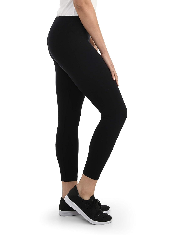 b80d90042f65c8 Seek No Further Womens Soft Stretch Wide Waistband Long Leggings Leggings:  Amazon.ca: Clothing & Accessories