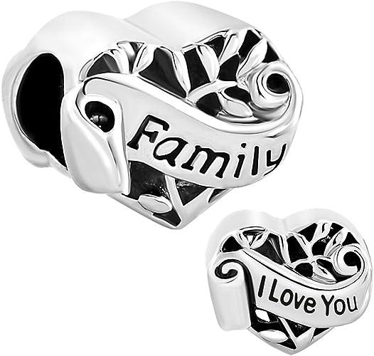 FashionScences Family Charms Sale Cheap fit Pandora Chamilia Bracelet