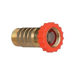 Valterra A01-1122VP High Flow Brass Water Regulator (Carded)
