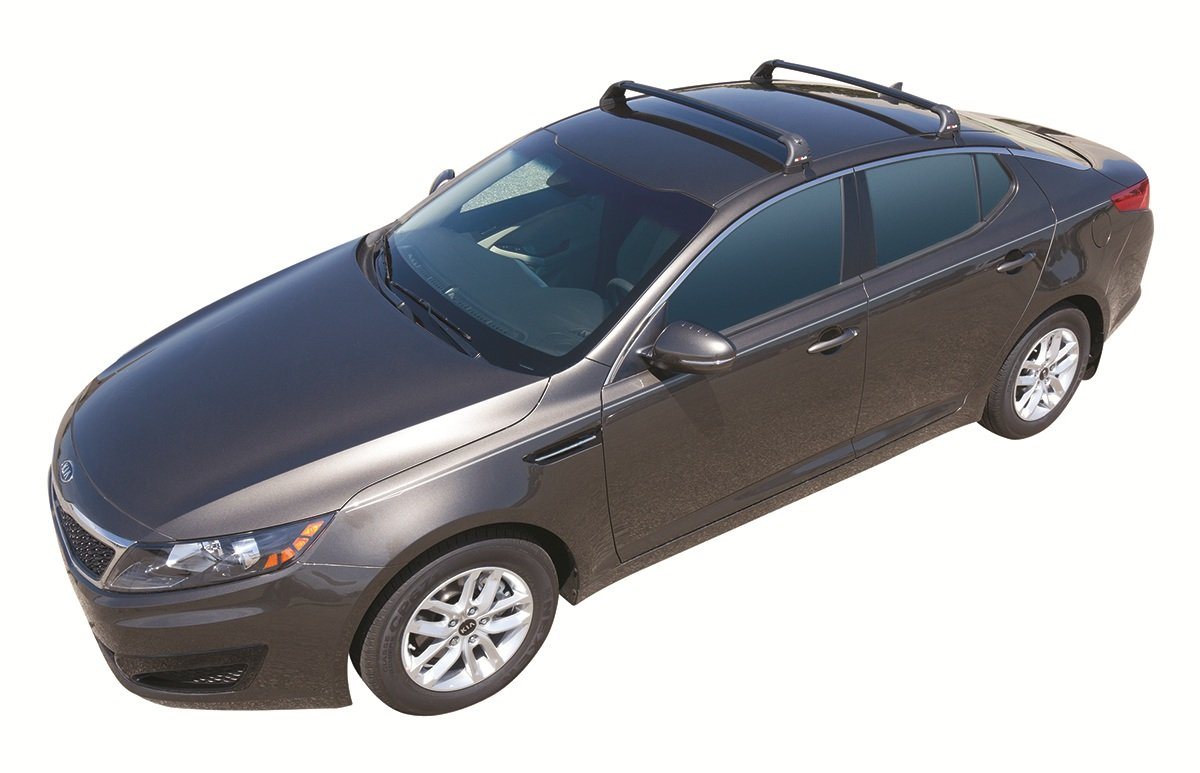 Amazon.com: ROLA 59896 Removable Mount GTX Series Roof Rack For Kia Optima:  Automotive