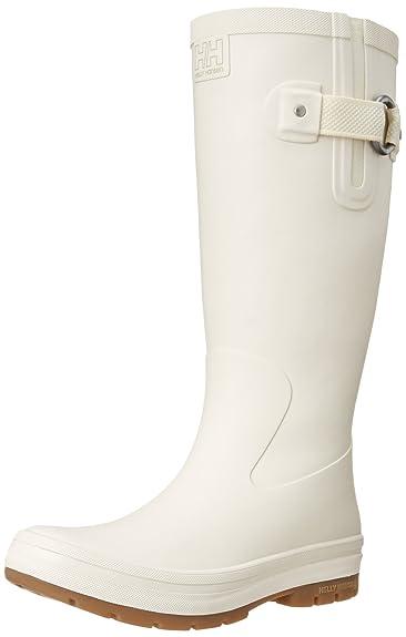 Amazon.com | Helly Hansen Women's Veierland Rain Boot | Mid-Calf