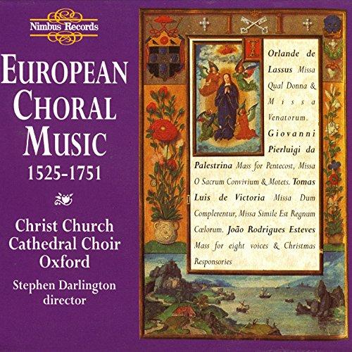 (European Choral Music)