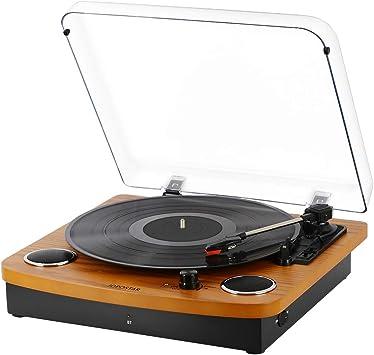 Amazon.com: Reproductor de grabación, maleta portátil ...