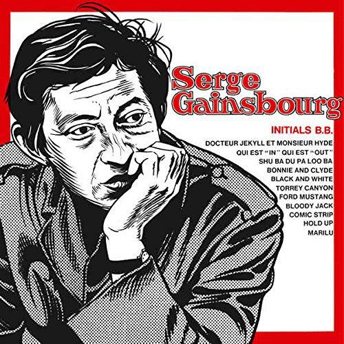 Vinilo : Serge Gainsbourg - Initials B.B. (France - Import)