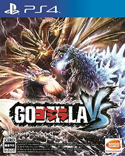 ゴジラ-GODZILLA-VS - PS4の商品画像